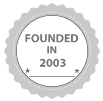 founded-in-2003-badge